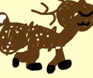 Deer Hiking