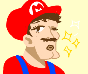 beautiful Mario