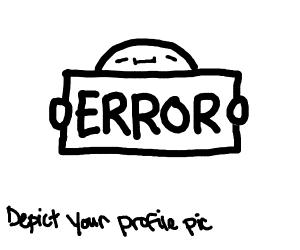 draw your drawception profile pic