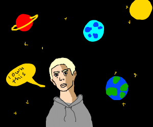 Eminem takes over the galaxy