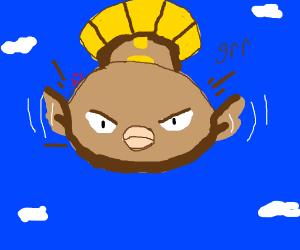 Stunfisk growling
