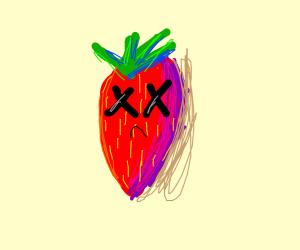 dead strawberry