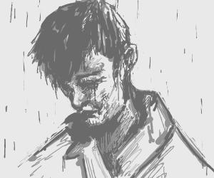 Lonely guy (Sad)