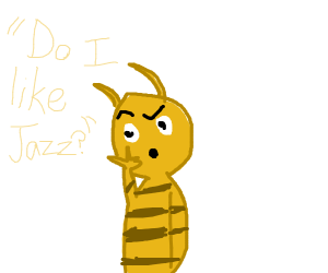 barry bee benson but hes confused