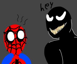 Spidey-Sense Senses Venom