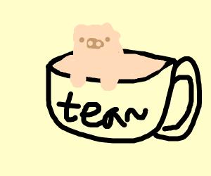 pork tea