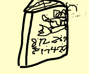 Rocket cat phone book