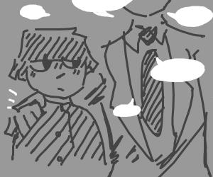 Mob and Reigen