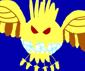 Evil orb