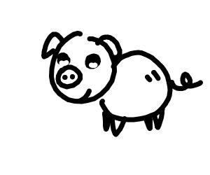 Peppa Pig Drawception