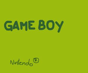 (Gameboy starts up)