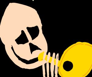 Doot Skeleton