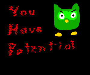 Your owl picks you