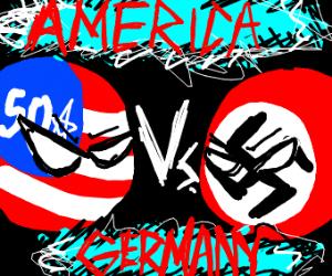 Countryballs war