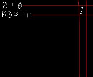 binary in the matrix be like