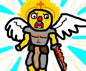 Yellmo The Archangel