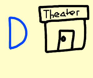 Drawception goes to theaters