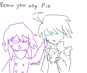 Draw your otp PIO (RyujixMinato(P3))