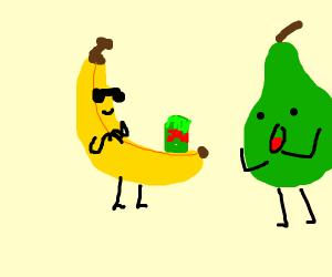 Cool banana