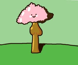 Feminine tree