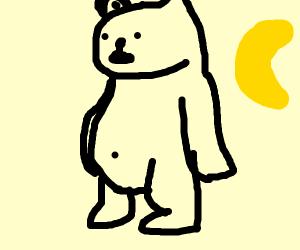 DEEESMOND THE MOON BEAR