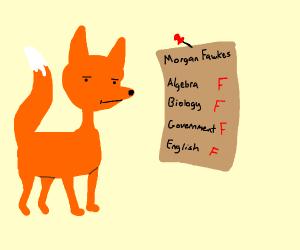 Fox fails all of their classes