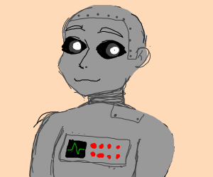 Cute Android guy