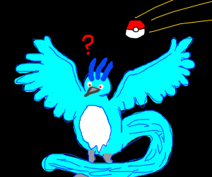 The Almighty Articuno