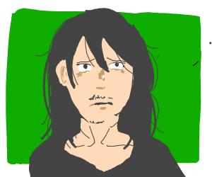 mr aizawa is sad
