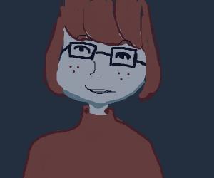 Velma Dinkley but a poc
