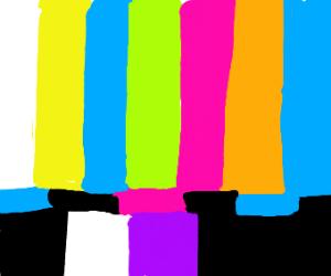 SMPTE Color Bars