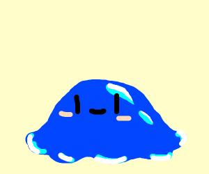 blue slime is a good boi