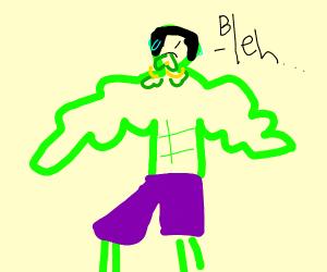 Pale Hulk