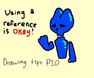 Drawing tips PIO