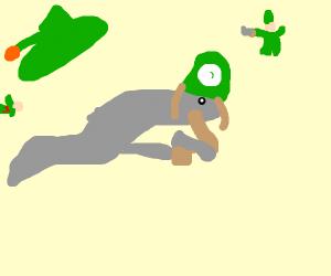 Walrus soldier