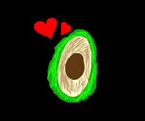 Avocado loves you