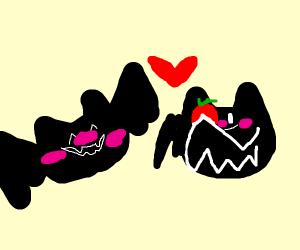 Bats in love
