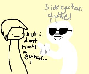 Sick Guitar, Dude!