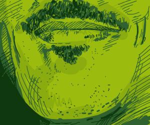 eddie murphy's chin