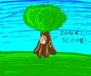 Shaggy is a Cyclops Tree