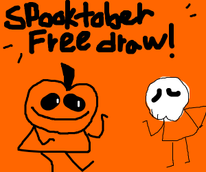 Spooktober freedraw