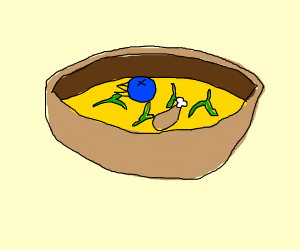 Bird soup