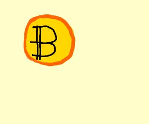 ...A single bitcoin