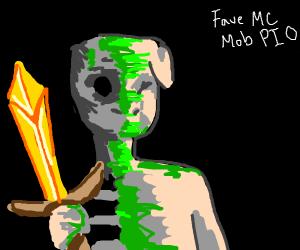 Favorite Minecraft Mob PIO