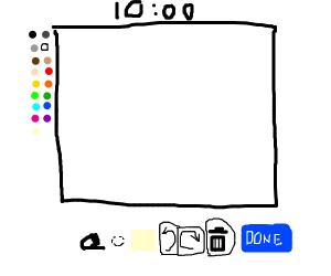 Drawception in Drawception