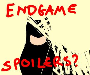 batman dies in endgame apparently