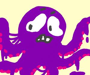 Gooey Octopus