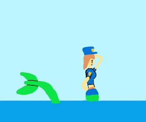 Mermaid Bus driver is lost