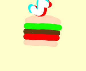 Tik Tok burger