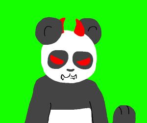 Demon Panda